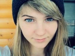 Dziewczyna Inga Suchań